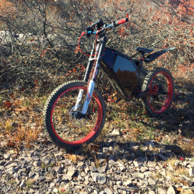 Electric Enduro Bike