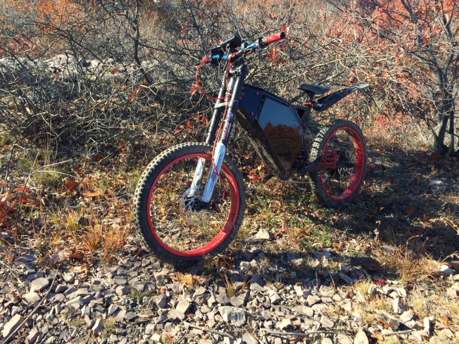 Electric Enduro Bike