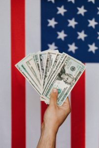 Wealth and money, the American dream